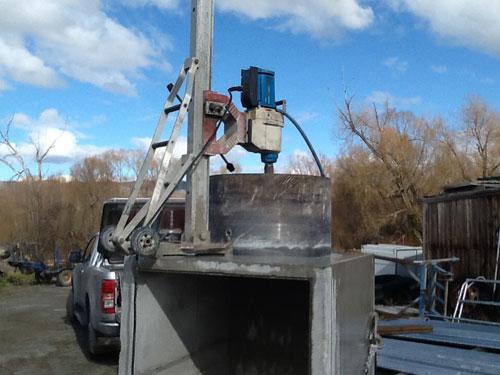 Specialist Concrete Cutting Equipment