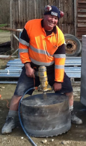 Kevin Kilkelly COncrete Cutting and Drilling - Central Otago